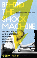 Behind the Shock Machine book cover
